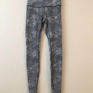 Lululemon Athletica pattern High-Rise leggings
